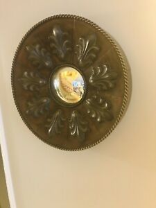 "24"" Metal Convex Mirror"