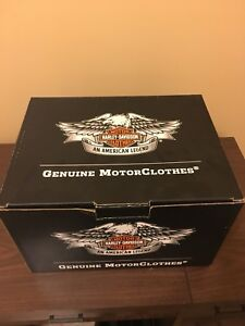 Harley Davidson Riding Helmet Medium