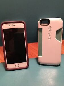 iPhone 6 -16g with 2 cases