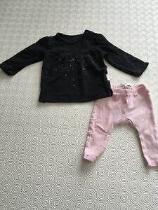 Noppies Outfit Size 56 (1-2 months)