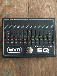 MXR M108 - 10 band EQ
