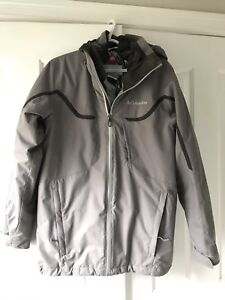 Men's Columbia Winter Jacket - Size S