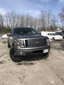 2011 ford fx4