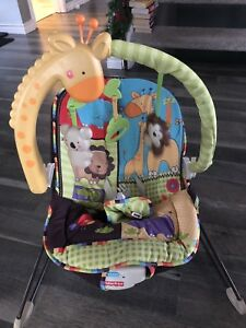 Rocking/Vibrating Baby Chair