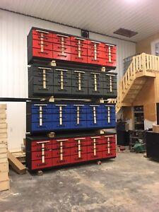 Shop Cabinets   Get your shop or garage organized