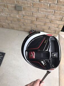 LIKE NEW Taylormade M1 9.5* Stiff Upgraded Shaft $340 OBO