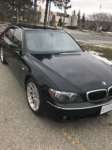 2007 BMW 750i LIKE NEW CERTIFIED ONLY $7500