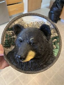 The bear - collector plate
