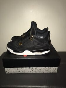 Jordan 4 Royalty Size 10