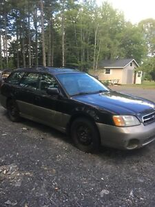 1999 Subaru Outback for parts. Runs great