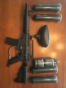 Tippman TPN bravo one tactical paintball