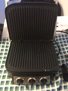 PC grill and flat top