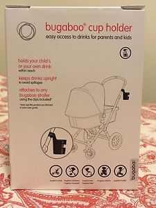 Bugaboo cup holder Geelong Geelong City Preview