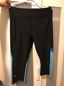 Ladies Under Armour compression tights, Size Large