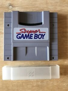 Super Gameboy - Super Nintendo (SNES)