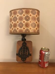 Vintage wall Sconce (70's-80's)
