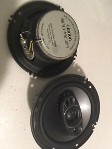 Clarion car speakers.