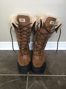 Authentic UGG Adirondack Tall Boots