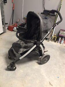 Peg prego baby stroller