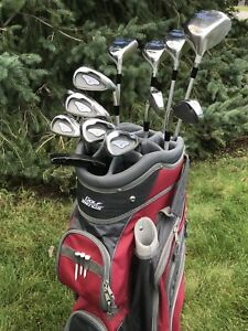 Golf clubs - Ladies Complete 12 pc RH set like new