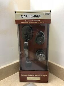 Gate House - BRAND NEW LIFE TIME WARRANTY