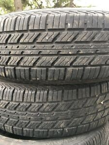 4 Used 195/70r14 starfire all season tires