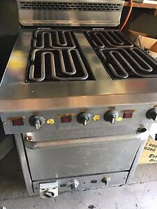 Three phase commercial oven pick up this weekend Hurstville Hurstville Area Preview