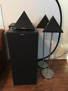 Messina Speaker surround sound DV300