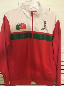 World Cup 2018 Portugal Jacket