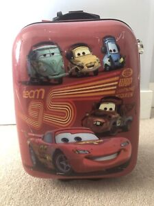 Cars Suitcase