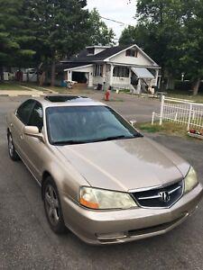 Acura Tl 3.2 2002