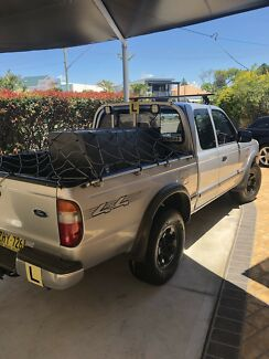 Ford courier 2004 turbo deisel