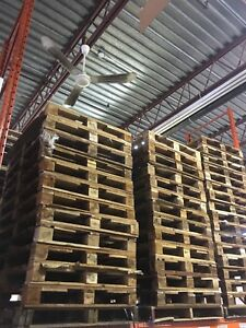 40x40 and 42x42 used skid