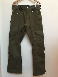 Volcom men's snowboard pants - excellent cond - size Large