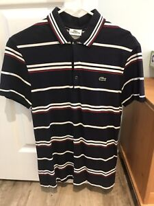 Polo Lacoste homme gr 4