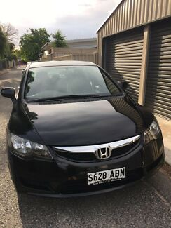 Honda Civic VTi 2009 manual 8th gen MY09 Sedan Prospect Prospect Area Preview