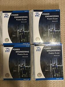 Power Engineering Text Books 4th 2.5 edition *excellent cond*