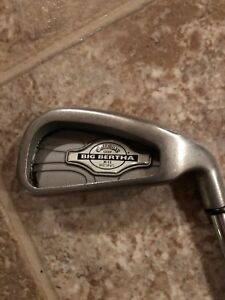 Callaway Big Bertha x12 irons