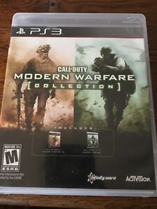 Modern Warfare and Modern Warfare 2