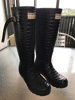 Jimmy Choo Hunter Rain boots Nordstrom Chocodille