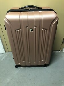 Swiss Gear Luggage - Rose Gold