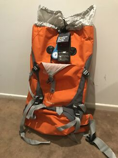 75L hiking backpack EXPLORE PLANET EARTH