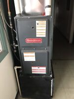 Furnace and AC repair and installation