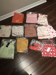 Brand new high quality 100% cotton baby girl dresses.