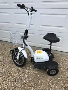 GoPET personal electric 3 wheeler