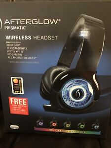 Wireless headset for PS3/Xbox
