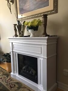 White fireplace mantel for sale clean home