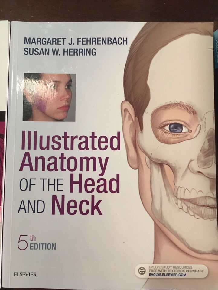 Illustrated Anatomy of the Head and Neck 5th edition | Textbooks ...