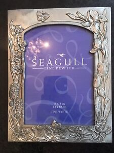 Seagull Pewter Picture Frame 5x7  $50 OBO