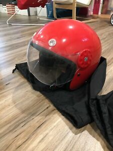 Motorcycle helmet x 2 (Extra small for both)